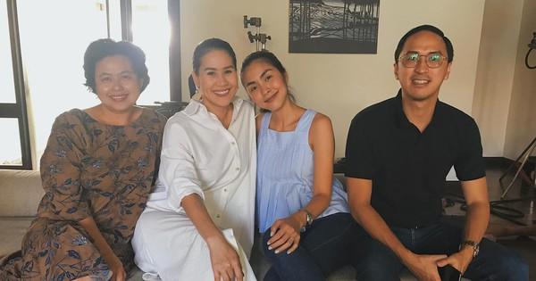Hà Tăng rủ ông xã Louis Nguyễn lên tận đoàn phim ở Đà Lạt để thăm Thân Thúy Hà