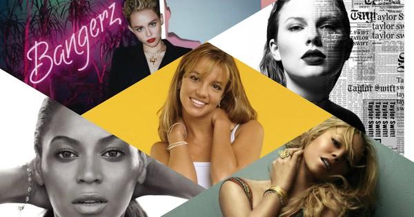 Hội nữ hoàng thường xuyên chiếm lĩnh ngôi vương No.1 BXH Billboard 200 chính là đây!