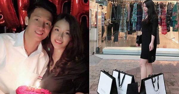 Sang chảnh như cô dâu Khánh Linh của Bùi Tiến Dũng: Dù là đồ hiệu hay mỹ phẩm cũng toàn sắm theo lố