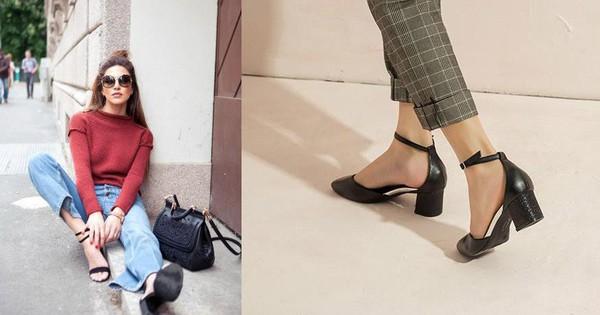"""Thời trang đi làm quá nhàm chán, những mẫu giày này sẽ """"sang chảnh hóa"""" các nàng công sở"""
