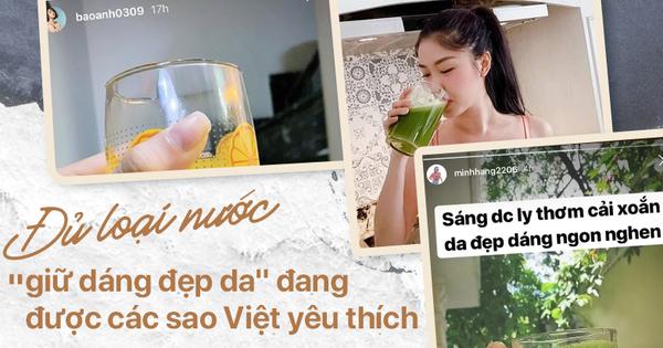 Giữ dáng, đẹp da với loạt thức uống buổi sáng đang cực kỳ được ưa chuộng, bao gồm cả sao Việt