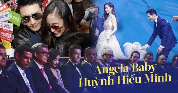 Angela Baby - Huỳnh Hiểu Minh: Cặp đôi chăm ''làm màu'' nhất Cbiz nhưng càng soi càng thấy khiên cưỡng?