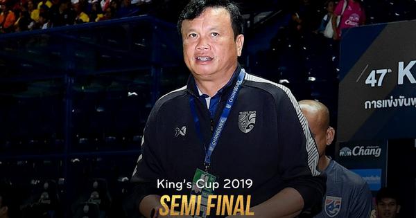 HLV Thái Lan phát biểu sau trận thua: 'Tôi không nghĩ Việt Nam là số 1 Đông Nam Á'
