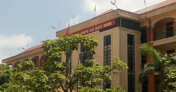 Thái Bình: Trường THPT Lê Quý Đôn nói gì về nghi vấn nhận hàng trăm hồ sơ tuyển sinh ngoài giờ?