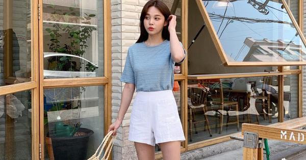 Như một thói quen: Ngày nắng nóng là chị em thi nhau lên đồ với 4 kiểu quần shorts xinh xắn, trendy này