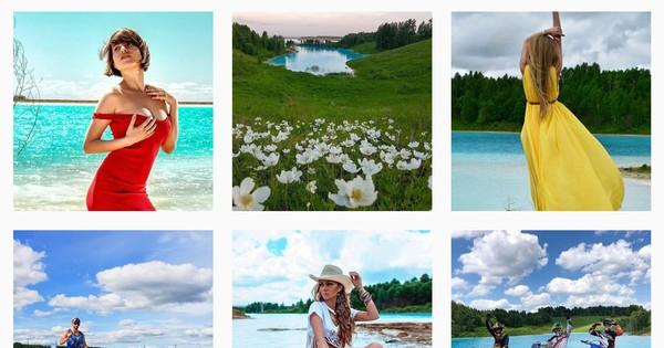 Cứ tưởng thiên đường cho dân sống ảo, mặt hồ xanh biếc này lại ẩn chứa sự thật ''không thể ngửi nổi''