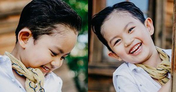 Không chỉ nhảy giỏi, con trai nhà Khánh Thi khiến bao người tan chảy bởi loạt biểu cảm chuẩn ''soái ca nhí''