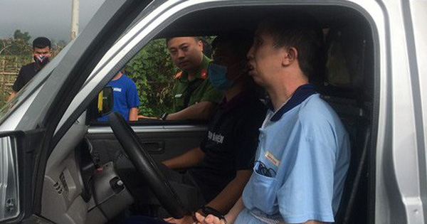 Phá vụ án nữ sinh ship gà: Bùi Văn Công diễn lại hành vi phạm tội