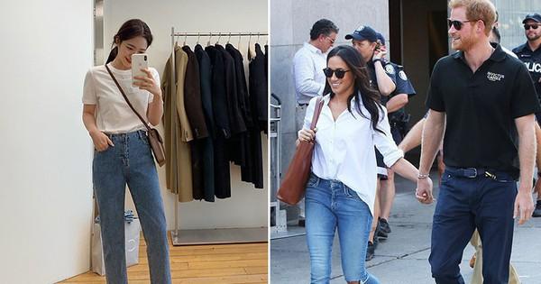 Thêm tips mặc đẹp từ style tưởng như phi thực tế của các Công nương: 3 mẫu giày kết hợp cực ''nuột'' với quần jeans