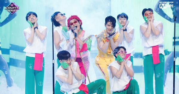 Baekhyun thắng ca sĩ bị nghi gian lận cũng không hot bằng màn tắm gội trên đường đi làm của bộ đôi chiêu trò này