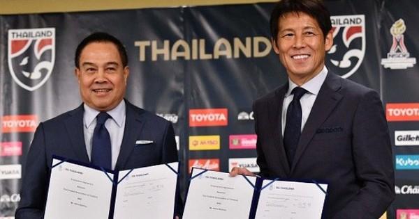 Thái Lan công bố HLV trưởng mới, nhận lương gấp 4 lần thầy Park để thực hiện mục tiêu duy nhất: Vượt qua Việt Nam