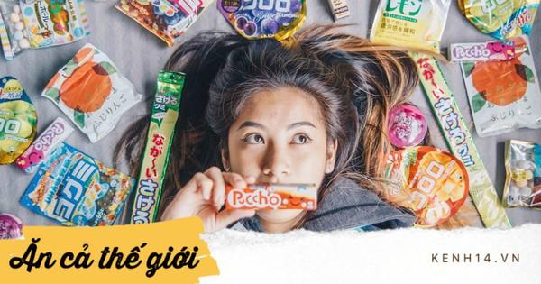 ''Đẳng cấp'' như gái Nhật: từ chối khéo cánh mày râu chỉ bằng vài món snack