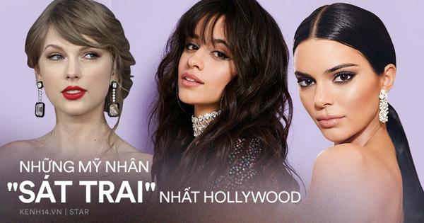Những mỹ nhân sát trai với list tình sử dài nhất Hollywood: ''Rắn'' Taylor và Kendall Jenner không đọ được với các tiền bối