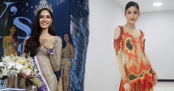 Mỹ nhân vừa đăng quang Hoa hậu Chuyển giới Thái: Cao 1m74, body nóng bỏng chẳng kém gì siêu mẫu