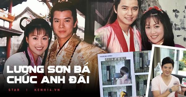 Sau 20 năm, ''Lương Sơn Bá'' vướng scandal chat sex, giật bồ đồng nghiệp, ''Chúc Anh Đài'' cắm sừng ''Mã Văn Tài''