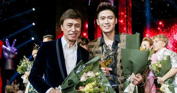 Hoàng Đức Thịnh team Tuấn Ngọc chính là Quán quân ''Giọng hát Việt 2019''