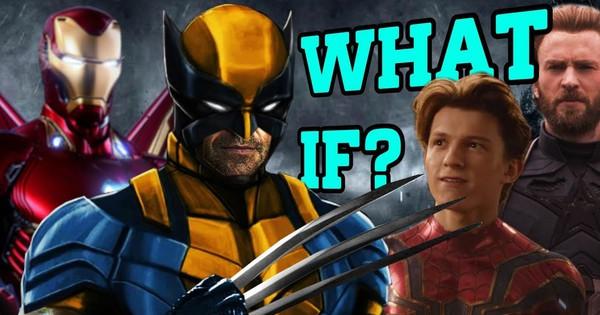 ''What if?'' là vũ khí bí mật loại khủng đến mức nào khiến Marvel vừa công bố ai cũng trầm trồ?