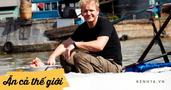 Miệt mài quảng bá món Việt, Gordon Ramsay đích thực là ''fanboy có tâm'' của ẩm thực Việt Nam