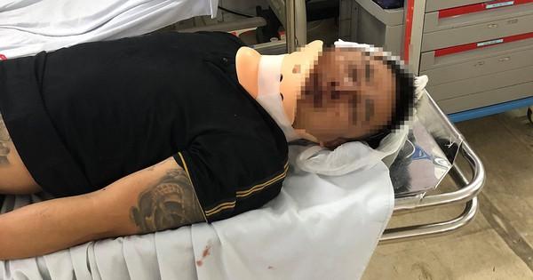 Người đàn ông bị đánh nhập viện khi cùng vợ tới công ty Alibaba khiếu nại việc mua bán đất