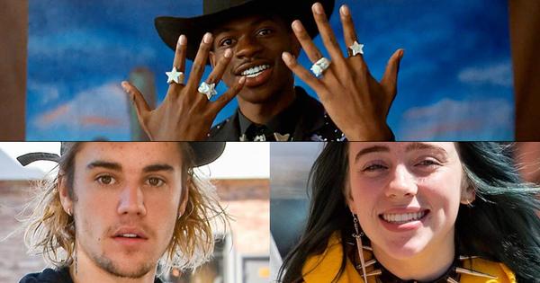 Billie Eilish bắt tay Justin Bieber cũng không đủ sức cản đường ''Old Town Road'' lập kỉ lục sánh ngang ''Despacito''