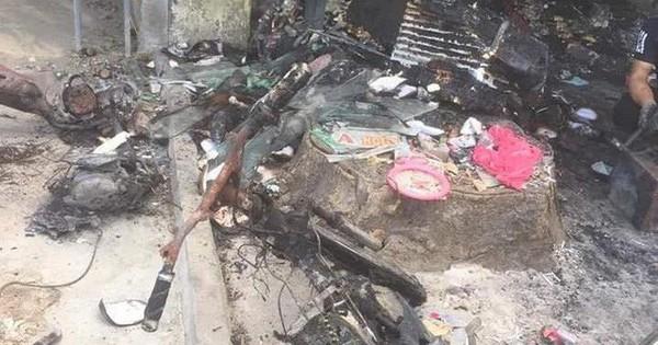 Vụ chủ cửa hàng quần áo bị kẻ bịt mặt ném bom xăng: ''Họ xông vào đánh tôi và dọa đốt 2 lần rồi''