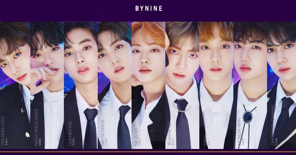 BY9 - boygroup debut hụt tại Produce X 101 - chính thức được thành lập, ra mắt vào nửa cuối năm nay