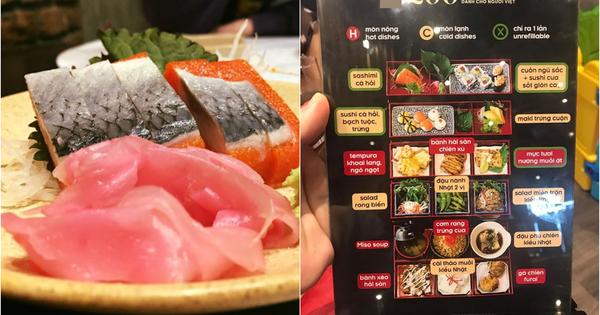 Đi 4 người nhưng chỉ trả tiền 2 suất buffet, mẹ trẻ Hà Nội bị nhà hàng sushi tố ngược rằng ''lách luật'' để cho con ăn ké?