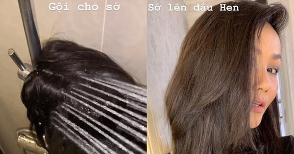 Tưởng đội tóc giả thì nhàn nhưng H''Hen Niê thậm chí còn mất sức hơn cả hồi để tóc tém nữa