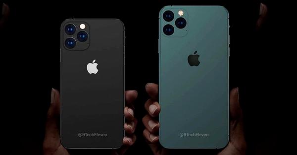 iPhone 11 tiếp tục 'bắn phá' bằng loạt tiết lộ mới: Thay tên đổi họ, truyền sạc pin lẫn nhau, bỏ ốp kính