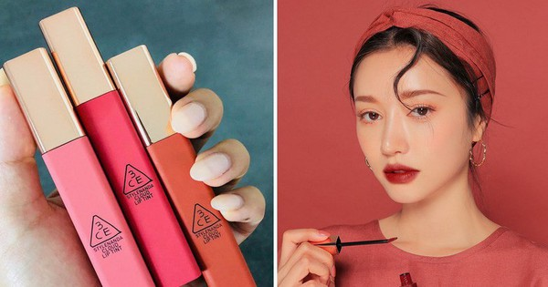 Son mới của 3CE - Cloud Lip Tint: tưởng không đẹp mà đẹp không tưởng, vỏ son xịn sò, giá chưa đến 300k
