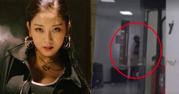 Fan lo sốt vó sợ idol bị bạo hành, cuối cùng thành viên CLC đã lên tiếng làm rõ đoạn video: ''Chỉ là đang đi dạo với bạn''?