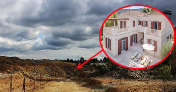 Đặt nhầm ''biệt thự ma'' với giá 154 triệu đồng, hội chị em xây xẩm mặt mày vì nơi đó chỉ là... bãi đất hoang