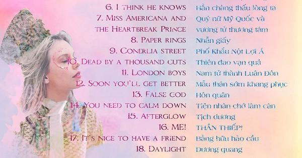 Album mới của Taylor Swift thực chất lấy cảm hứng từ phim cung đấu, mới ra mắt 1 ngày đã khiến kỉ lục của BTS lung lay