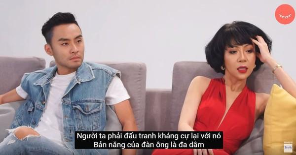 Bàn về chuyện ngoại tình, Trác Thúy Miêu gây tranh cãi khi khẳng định:
