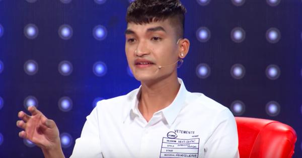 """Bình thường đã có gương mặt hài hước mà Mạc Văn Khoa còn bị makeup """"hại"""" tại """"Giọng ải giọng ai"""""""