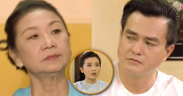 2 mẹ con Cậu Ba Duy (Tiếng Sét Trong Mưa) có sở thích giết người khi nổi cơn điên: nạn nhân tiếp theo gọi tên Cao Thái Hà?