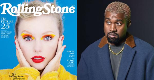 Nhân dịp phỏng vấn cho album mới, Taylor Swift ''tiện mồm'' lục lại thị phi năm xưa, thẳng thắn gọi Kanye West là ''kẻ hai mặt''