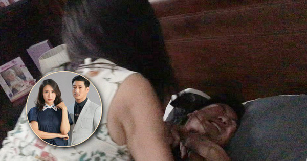 Hé lộ tình tiết gây sốc của ''Hoa Hồng Trên Ngực Trái'': Khuê chính thức nổi cơn, đè gã chồng tệ ra mà bóp cổ?