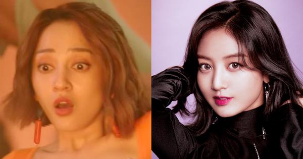 Nhìn Bảo Anh trong MV mới cứ thấy hình bóng thân thuộc của ai đó thoáng qua, thì ra chính là Jihyo (TWICE)