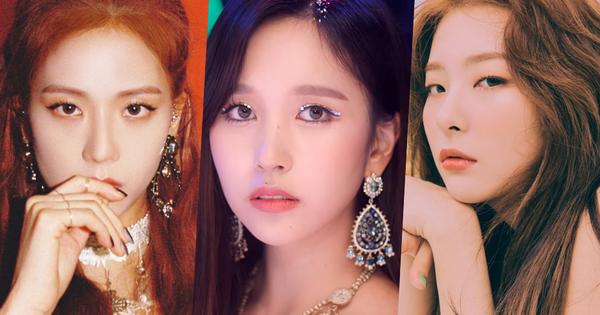 Mặt trận album girlgroup Kpop hiện tại: TWICE ''double-kill'' Nhật - Hàn, Red Velvet lép vế, BLACKPINK ''not found''