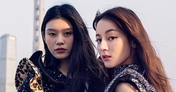 Tranh cãi khi chất của Địch Lệ Nhiệt Ba bên siêu mẫu Ming Xi: Dễ thương hay vẫn ''chạy dài'' trước đàn chị nổi tiếng?