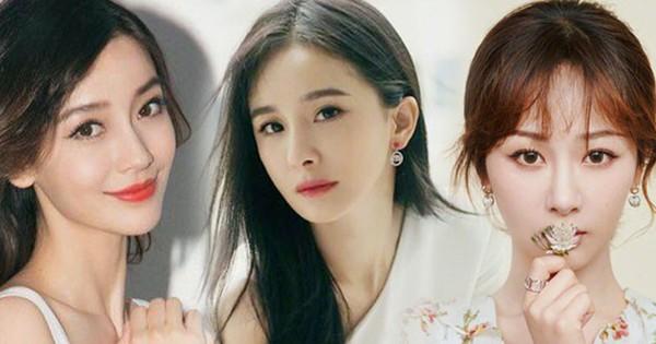 Blogger xứ Trung bầu chọn mỹ nhân bị ghét nhất showbiz: Angela Baby - Dương Mịch ''tranh top'', khó hiểu nhất là Dương Tử