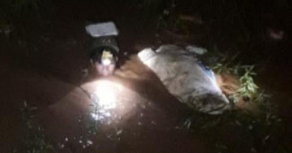 Tìm thấy thi thể bé trai 10 tuổi bị nước cuốn trôi ở Bình Phước