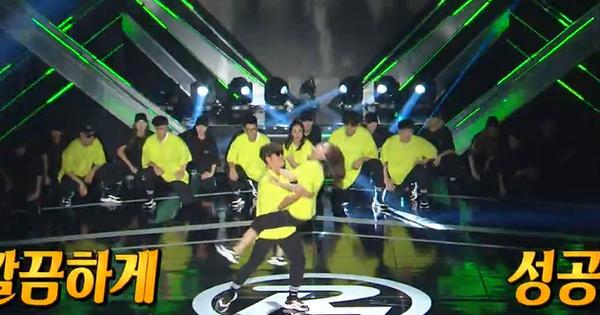 Running Man: Tái phát bệnh thoát vị đĩa đệm nhưng Kim Jong Kook vẫn nhiệt tình bê đỡ khi nhảy với Jeon So Min