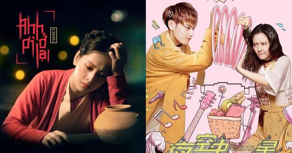 Vừa đăng đàn bức xúc về vi phạm bản quyền, ''Anh Ơi Ở Lại'' của Chi Pu bị soi quá giống với nhạc phim của Hoàng Tử Thao?