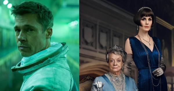 Đầu tư gần 2 nghìn tỷ đồng, bom tấn l của ''phi hành gia'' Brad Pitt thua đau trước phim ''quý tộc'' rẻ bèo?