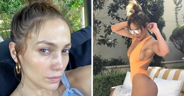 Học ngay bí kíp ''trẻ mãi không già'' của Jennifer Lopez: U50 mà nhìn da dẻ, thân hình căng tràn sức sống