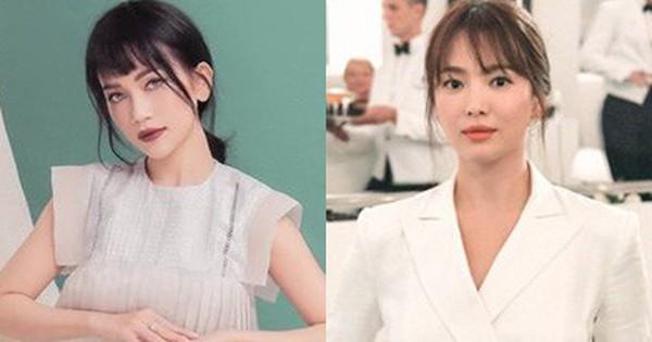 Sóng gió cũ chưa nguôi, Sĩ Thanh lại bị netizen ''tổng tấn công'' khi tự nhận giống nữ hoàng nhan sắc Song Hye Kyo