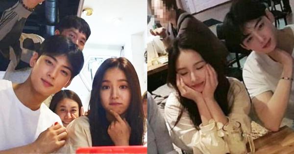Có ai như ''mỹ nhân mặt đơ'' Shin Se Kyung và nam thần Cha Eun Woo, bỗng gây sốt vì đẹp ngỡ ngàng mặc kệ ảnh thiếu sáng