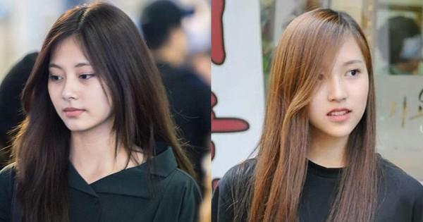 Twice khi không makeup: người vẫn xinh rạng ngời, người xuống sắc khó nhận ra